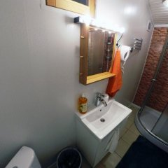 Гостиница Майкоп Сити в Майкопе отзывы, цены и фото номеров - забронировать гостиницу Майкоп Сити онлайн ванная