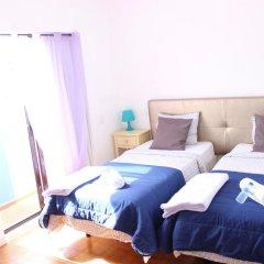 Rich & Poor Hostel Albufeira комната для гостей