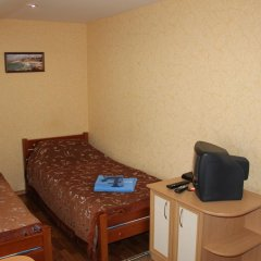 Гостевой Дом Людмила Апартаменты с разными типами кроватей фото 27