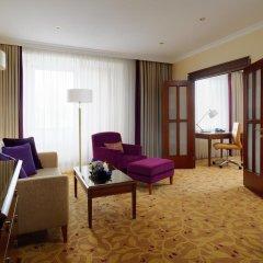 Гостиница Марриотт Москва Ройал Аврора 5* Люкс с разными типами кроватей фото 3