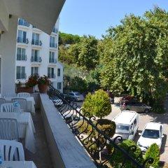 Tatlisu Kirtay Hotel Турция, Эрдек - отзывы, цены и фото номеров - забронировать отель Tatlisu Kirtay Hotel онлайн балкон