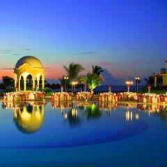 Отель Secrets Capri Riviera Cancun пляж фото 2