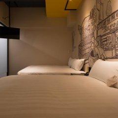 Cho Hotel 3* Стандартный номер с различными типами кроватей фото 2