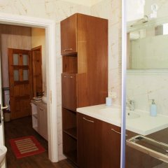 Отель Villa Berberi Албания, Тирана - отзывы, цены и фото номеров - забронировать отель Villa Berberi онлайн ванная