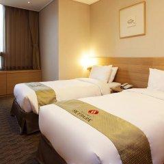 Hotel Skypark Central Myeongdong 3* Стандартный номер с 2 отдельными кроватями фото 4