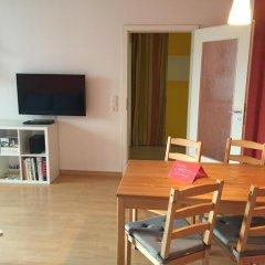 Отель Leipzig City Appartments комната для гостей фото 4