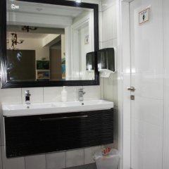 Hotel Aulona ванная фото 2