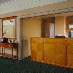 Гостиница Марриотт Москва Гранд 5* Люкс-студио с различными типами кроватей фото 15
