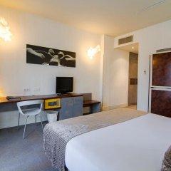Отель Petit Palace Tamarises 3* Улучшенный номер с различными типами кроватей фото 2
