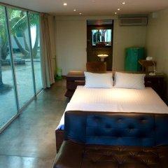 Отель Sabai Cabins 2* Номер Делюкс с двуспальной кроватью фото 4