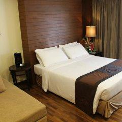 Отель FuramaXclusive Sathorn, Bangkok 4* Номер Делюкс с различными типами кроватей фото 3