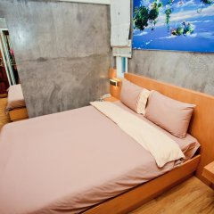 Отель Chaphone Guesthouse 2* Стандартный номер с разными типами кроватей фото 4