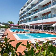 Areias Village Beach Suite Hotel бассейн