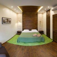 Гостиница Petrani Nivki Апартаменты с различными типами кроватей