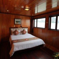 Отель Majestic Halong Cruise 3* Номер Делюкс с двуспальной кроватью фото 5