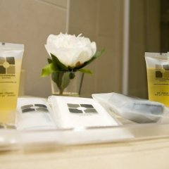 Отель Compostela Suites ванная фото 2