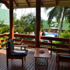 Отель Daku Resort Savusavu 3* Коттедж с различными типами кроватей фото 11