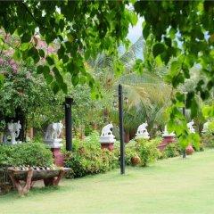 Thazin Garden Hotel парковка