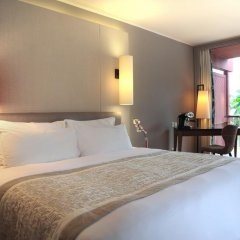 Отель Tahiti Ia Ora Beach Resort - Managed by Sofitel 4* Стандартный номер с различными типами кроватей фото 2