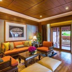 Sheraton Grande Sukhumvit, Luxury Collection Hotel, Bangkok 5* Люкс Rama с различными типами кроватей фото 8