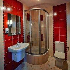 Отель Arka House Косцелиско ванная