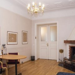 Апартаменты Central Riga Apartment комната для гостей фото 5