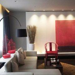 Metropolo Classiq Shanghai Jing'an Temple Hotel интерьер отеля фото 2