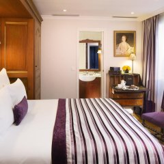 Отель Kleber Champs-Élysées Tour-Eiffel Paris 3* Стандартный номер с разными типами кроватей фото 7