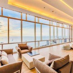 Отель Centric Sea Pattaya by Skyren интерьер отеля