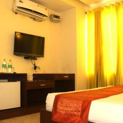 Hotel Unistar 3* Номер Делюкс с различными типами кроватей фото 7