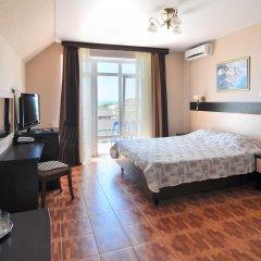 Гостиница Каро Люкс с двуспальной кроватью фото 21