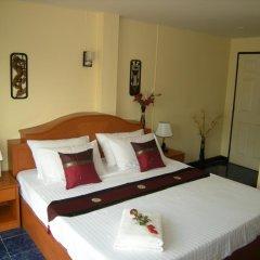 Отель Patong Rose Guesthouse 2* Номер Делюкс с различными типами кроватей фото 4