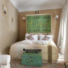 Отель Riad Anata 5* Улучшенный номер разные типы кроватей фото 6