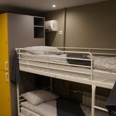 Хостел Обской Кровати в общем номере с двухъярусными кроватями фото 16