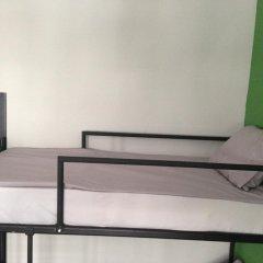 The Hub Hostel Кровать в общем номере с двухъярусной кроватью фото 3