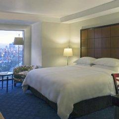 Отель Grand Fiesta Americana Chapultepec 4* Номер Делюкс с разными типами кроватей фото 5
