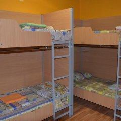 Мини отель ТОРИН Кровать в общем номере двухъярусные кровати
