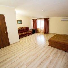 Гостиница Робинзон 2* Студия с двуспальной кроватью фото 7