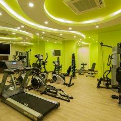 Dream World Resort & Spa Турция, Сиде - отзывы, цены и фото номеров - забронировать отель Dream World Resort & Spa онлайн фитнесс-зал