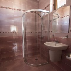 Отель Apollon Apartments Болгария, Несебр - отзывы, цены и фото номеров - забронировать отель Apollon Apartments онлайн ванная фото 2