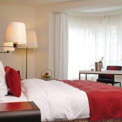 Отель Radisson RED Brussels 4* Стандартный номер с различными типами кроватей фото 7