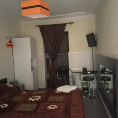 Отель Hostal Oxum 3* Стандартный номер с двуспальной кроватью фото 9