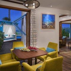 Отель Banana Island Resort Doha By Anantara 5* Вилла Делюкс с различными типами кроватей