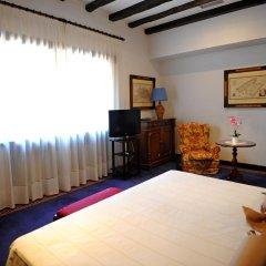 Отель San Román de Escalante 4* Стандартный номер с различными типами кроватей фото 5