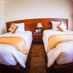 Nha Trang Palace Hotel 3* Улучшенный номер с 2 отдельными кроватями фото 7