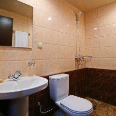 Отель Sion Resort Армения, Цахкадзор - отзывы, цены и фото номеров - забронировать отель Sion Resort онлайн ванная