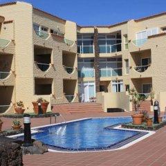 Отель Atlantico бассейн