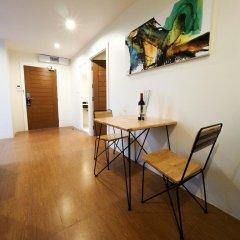 130 Hotel & Residence Bangkok 3* Номер Делюкс с различными типами кроватей