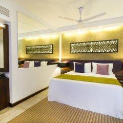Отель Avani Kalutara Resort 4* Улучшенный номер с различными типами кроватей фото 2