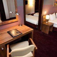 Hotel Swing 4* Стандартный семейный номер с различными типами кроватей фото 2